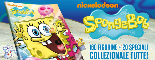 Ho dato voce all'album di Spongebob