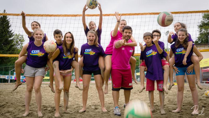 Le settimane di sport e vacanza per ragazzi di Champions' Camp