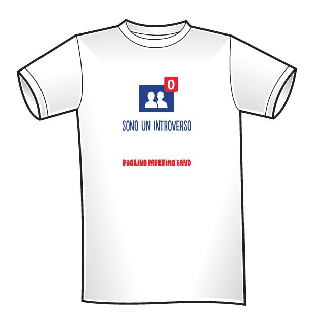 Una T-Shirt per i solitari