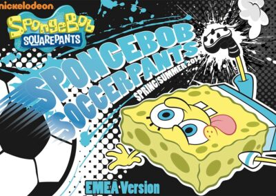 Testi album SpongeBob